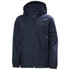 Helly Hansen Urban regnjakke, junior, navy