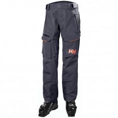 Helly Hansen W Aurora Shell 2.0, skibukser, dame, graphite blue