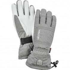 Hestra CZone Powder skihandsker, dame, grå