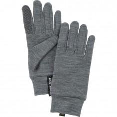 Hestra Merino Touch Point liner, grå
