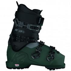 K2 BFC 85, skistøvler, dame, grøn