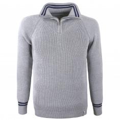 Kama Baldur Merino Sweater, herre, grå
