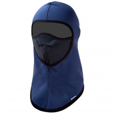 Kama fleece balaclava, marineblå