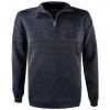 Kama Rune, merino sweater, herre, marineblå