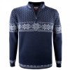 Kama Thor Merino Sweater, herre, sort