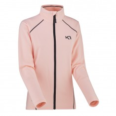 Kari Traa Kari F/Z Fleece, dame, flush