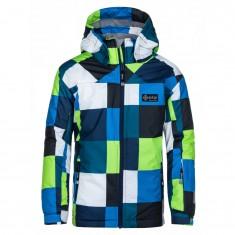 Kilpi Ateni-JB, skijakke, junior, mørkeblå