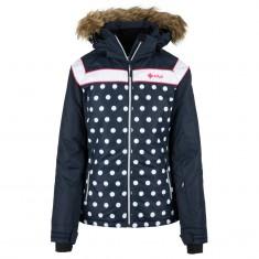Kilpi Babu-W, skijakke, dame, mørkeblå