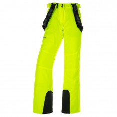 Kilpi Elare-W, skibukser, kvinder, gul