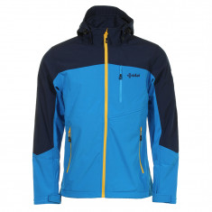 Kilpi Milo, softshell jakke, herre, mørkeblå