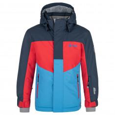 Kilpi Ober, skijakke, junior, mørkeblå