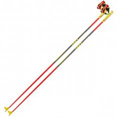 Leki PRC 700, langrendsskistav, rød