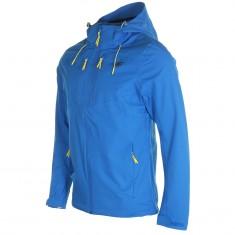 4F Louis, regnjakke, herre, blå