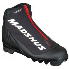 Madshus Raceline, langrendsstøvler, junior, sort
