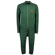 Mons Royale Supermons 3/4 One Piece, herre, pine camo