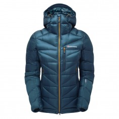 Montane Anti-Freeze Jacket, dame, narwhal blue