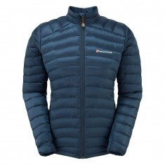 Montane Featherlite Down Micro Jacket, dame, narwhal blue