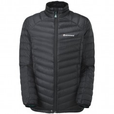 Montane Featherlite Down Micro Jacket, dunjakke, dame, sort