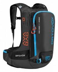 Ortovox Free Rider 20 S, AVABAG, sort
