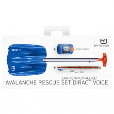 Ortovox Rescue Set Diract Voice, lavinepakke