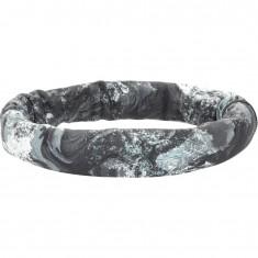 Outhorn halsedisse/bandana, grå/hvid