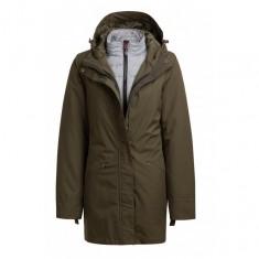 Outhorn Pauline, lang jakke, dame, khaki