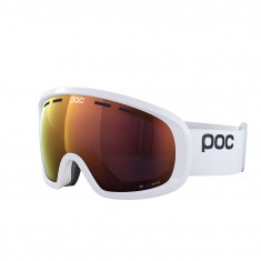 POC Fovea Mid Clarity, hvid