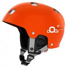 POC Receptor BUG Adjustable, skihjelm, orange