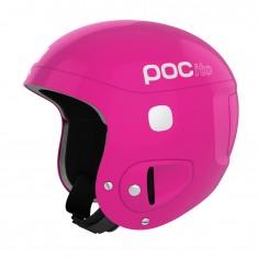 POCito Skull, børne skihjelm, pink