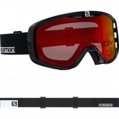 Salomon Aksium, skibriller, sort