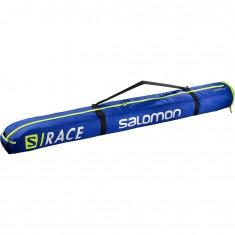 Salomon Extend 1p 165+20 skibag, blå