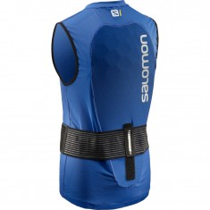 Salomon Flexcell Light Vest, blå