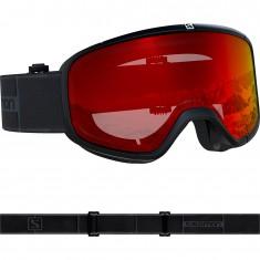 Salomon Four Seven, goggles, sort/grå