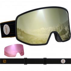 Salomon LO FI Sigma, skibriller, Café Racer