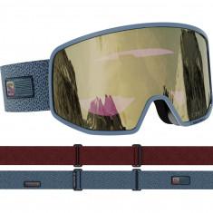 Salomon LO FI Sigma, skibriller, grå