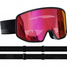 Salomon LO FI Sigma, skibriller, sort