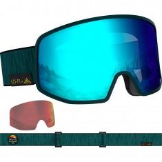 Salomon LO FI, skibriller, grøn