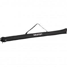 Salomon Nordic 1-pair 215 Skibag, sort