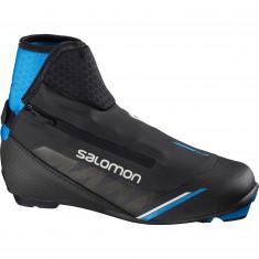 Salomon RC10 Nocturne Prolink, langrendsstøvler, herre, sort