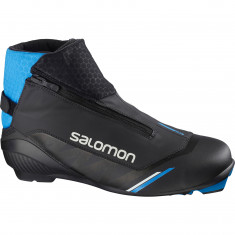 Salomon RC9 Nocturne Prolink, langrendsstøvler, herre, sort
