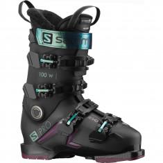 Salomon S/PRO 100 GW, skistøvler, dame, sort
