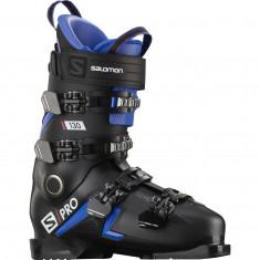 Salomon S/PRO 130 skistøvler, herre, sort/blå