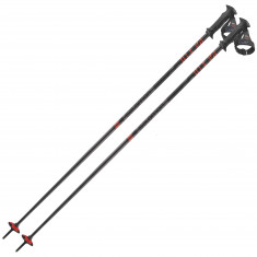 Salomon X10 ERGO S3, skistave, sort/rød
