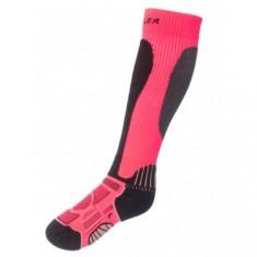 Seger Kompressions skistrømper, pink