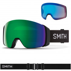 Smith 4D MAG, skibrille, Black