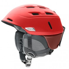 Smith Camber skihjelm, rød