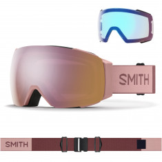 Smith I/O MAG, skibriller, Rock Salt Tannin