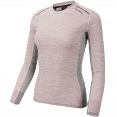 Ulvang Rav 100% skiundertrøje dame, pink