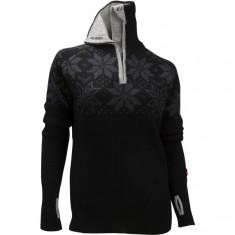 Ulvang Rav Kiby sweater, dame, Sort/Grå