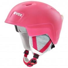 Uvex Manic Pro skihjelm, pink